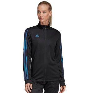 NWT Women's Adidas Tiro Climalite Jacket